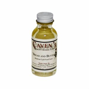 "Caven's Lures - ""Bread & Butter"" Muskrat Food/Call Lure (1 oz.)"