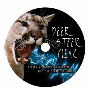 Deer Deterrent CD