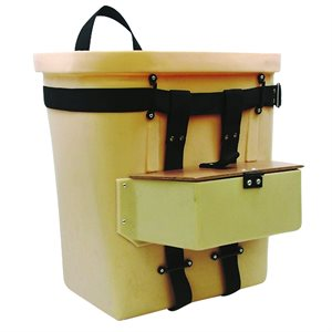 "Fiber Tough Basket 18"" (With Lure Pouch)"