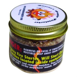 Backpacker Fire Starter (2 oz)