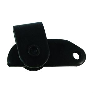 "Cam Lock (1/8"") Regular, Black Oxide"