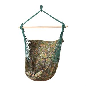 Hanging Rope Chair, Camo