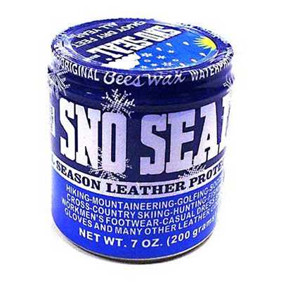 Sno Seal Waterproofing Leather Protectant