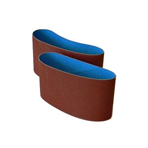 Coarse Grit Replacement Belts for Hookeye II Belt Sharpener