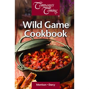 Book - Wild Game Cookbook (Company's Coming)