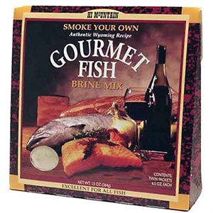 Fish brines for Mail order fish