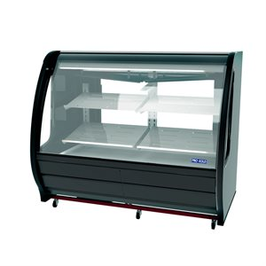 "Deli Case 56"" White"