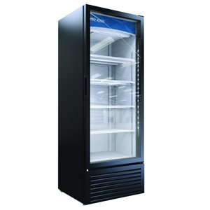 Display Cooler Single Glass Door