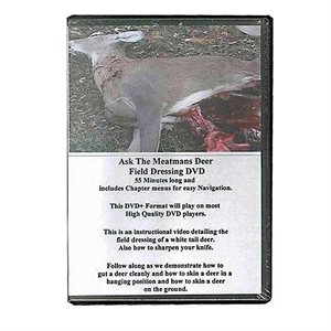 Deer Skinning and Gutting DVD
