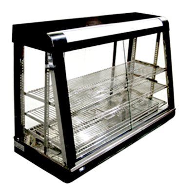 "Omcan Display Warmer 47"" x 19"" x 32"" (110 Volt)"
