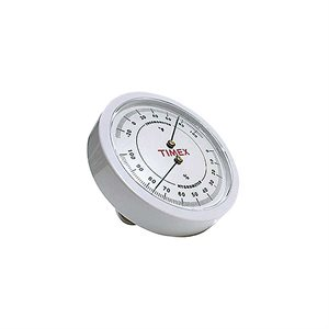 Analog Wall-Mount Hygrometer w/Thermometer