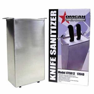 "12"" Knife Sterilizer Box"