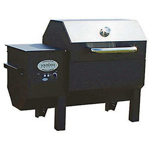 "Louisiana Grills Country Smoker TG-300 ""Tailgater"""