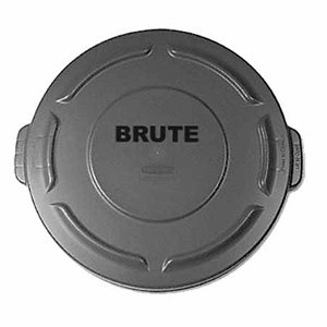 Lid For 20 Gallon Brute Tub - Grey