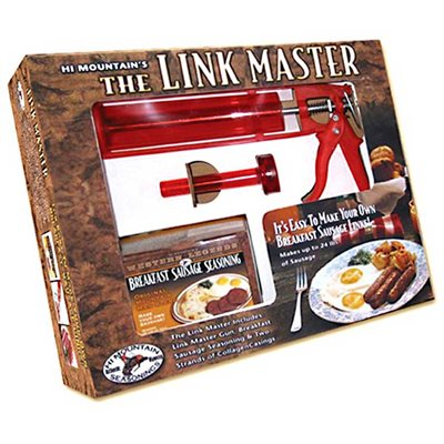 Hi Mountain Link Master Breakfast Sausage Kit