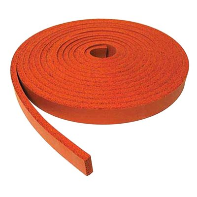 "Smokehouse Door Gasket 1"" x 3.8"""