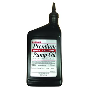 Vacuum Pump Oil (1L)