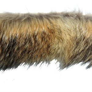 Coyote Fur Strips