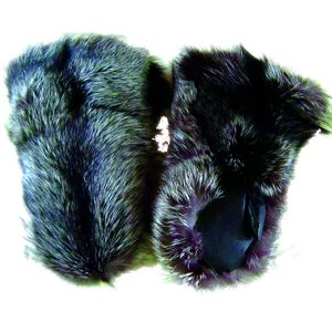 Silver Fox Mitts