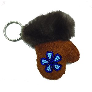Key Chain Mitt - Assorted Colours