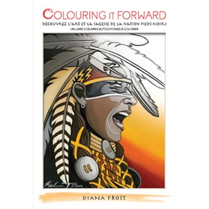 French - Colouring Book - Vol.1 - Blackfoot Nation