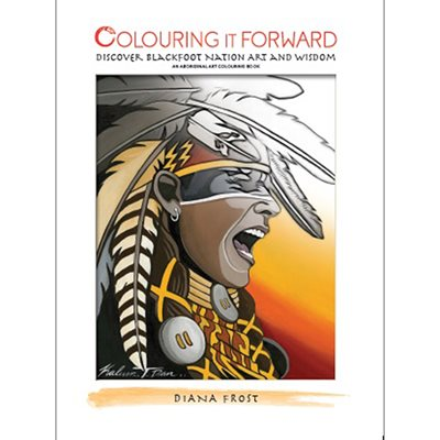 Colouring Book - Vol.1 - Blackfoot Nation